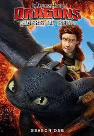 Dreamworks Dragons: Season 1