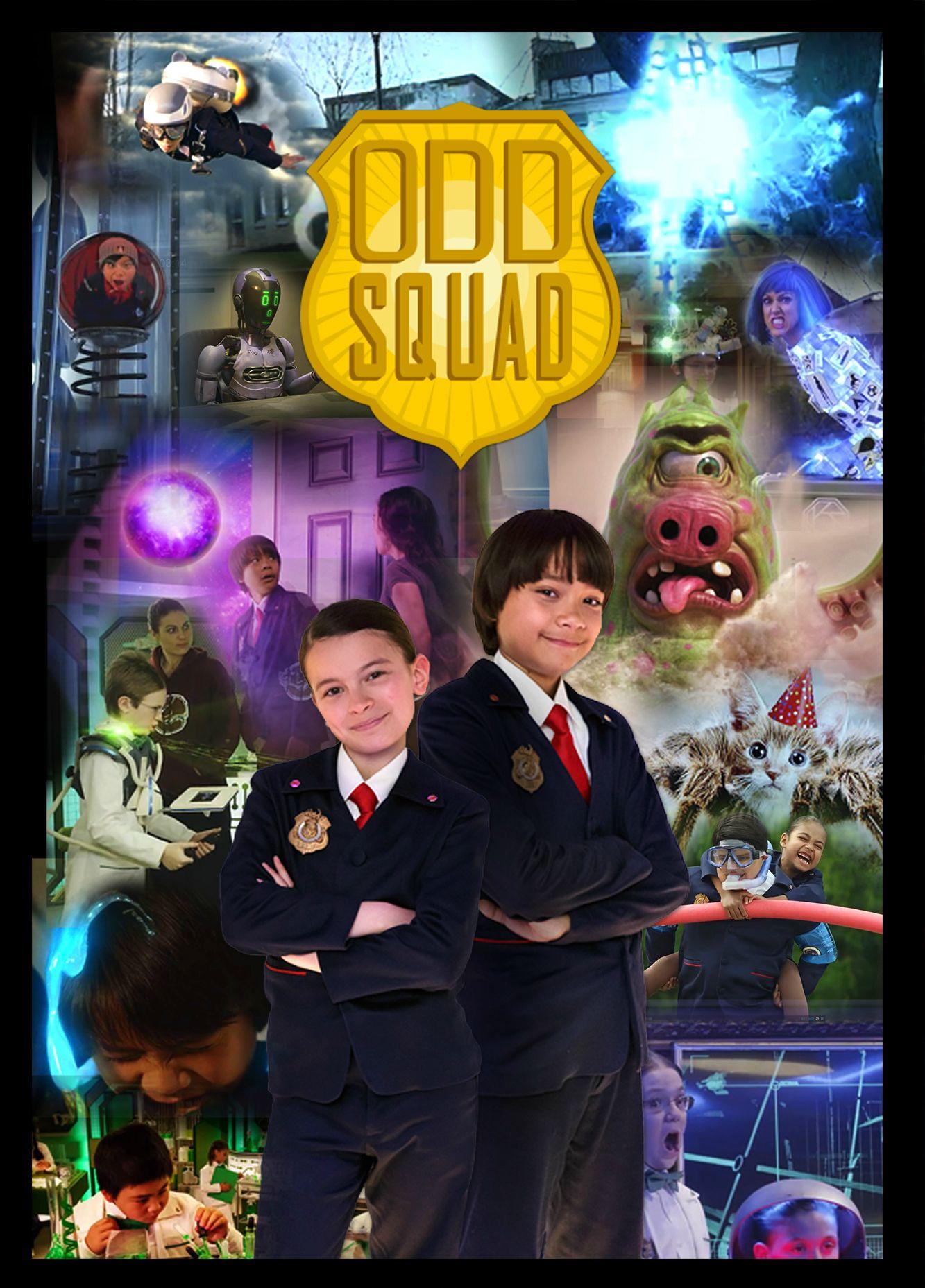 Odd Squad: Season 1
