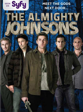 The Almighty Johnsons: Season 3