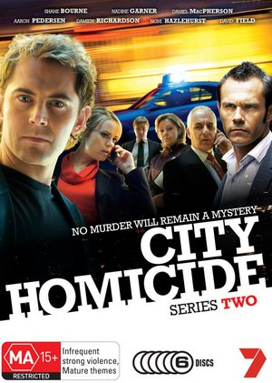 City Homicide: Season 2