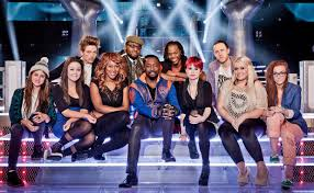 The Voice Uk: Season 1