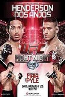 Ufc Fight Night Henderson Vs Dos Anjos