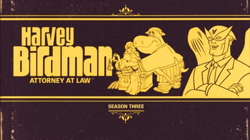 Harvey Birdman, Attorney At Law: Season 3