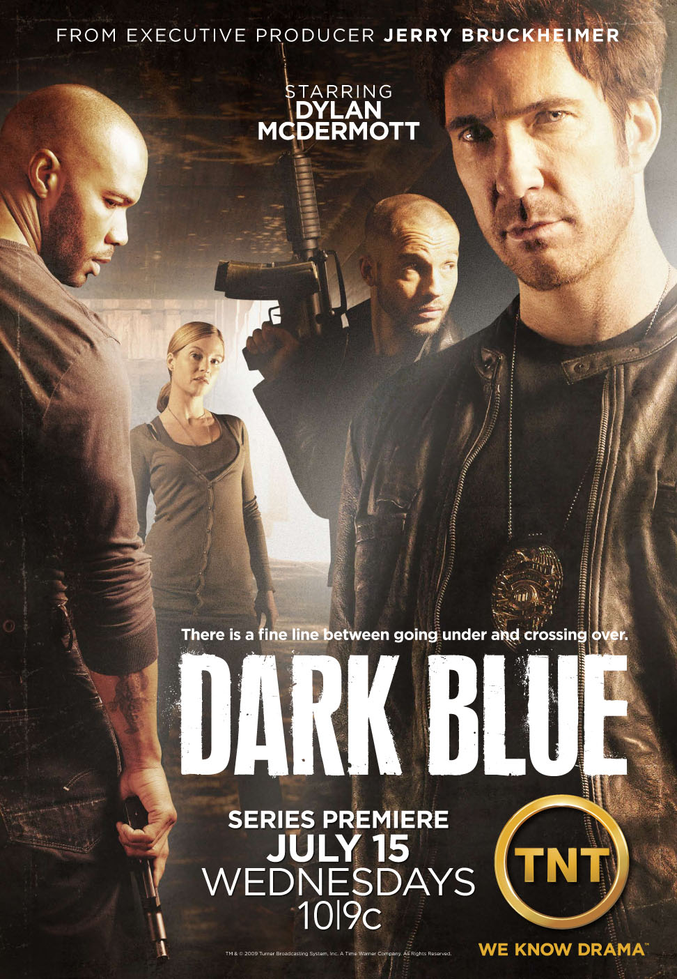 Dark Blue: Season 2