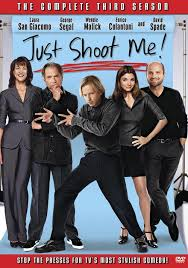 Just Shoot Me!: Season 4