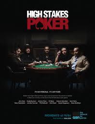 High Stakes Poker: Season 1