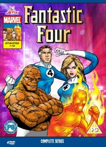 Fantastic Four: Season 2