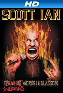 Scott Ian: Swearing Words In Glasgow