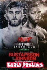 Ufc On Fox 14: Gustafsson Vs. Johnson