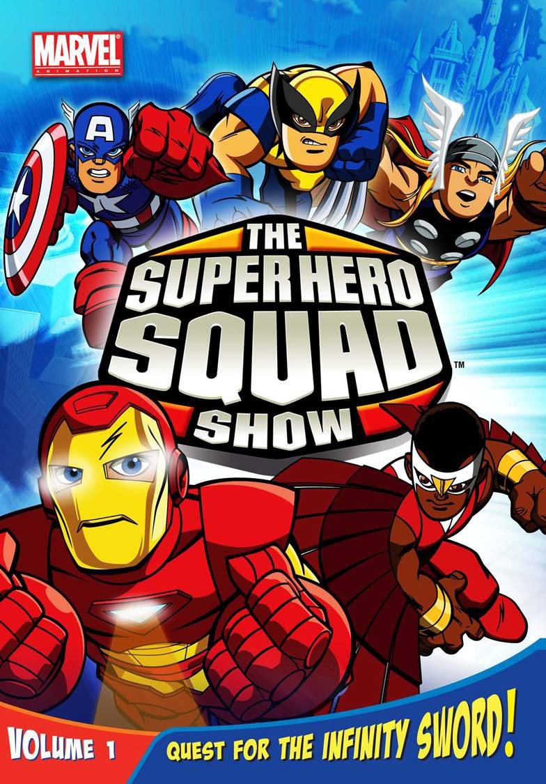 The Super Hero Squad Show: Season 2