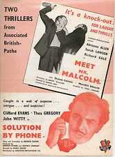 Meet Mr. Malcolm