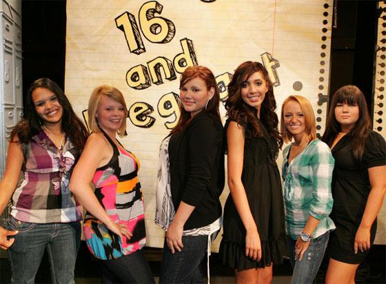 16 And Pregnant: Season 1