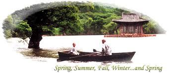 Spring, Summer, Fall, Winter... Spring