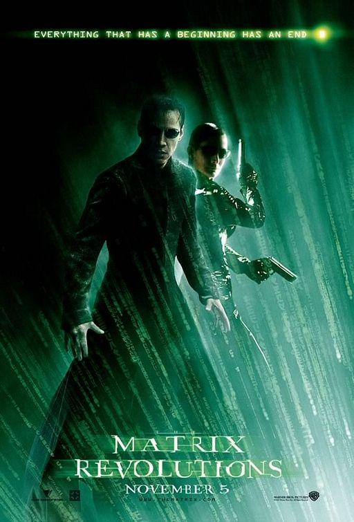 The Matrix 3: Revolutions