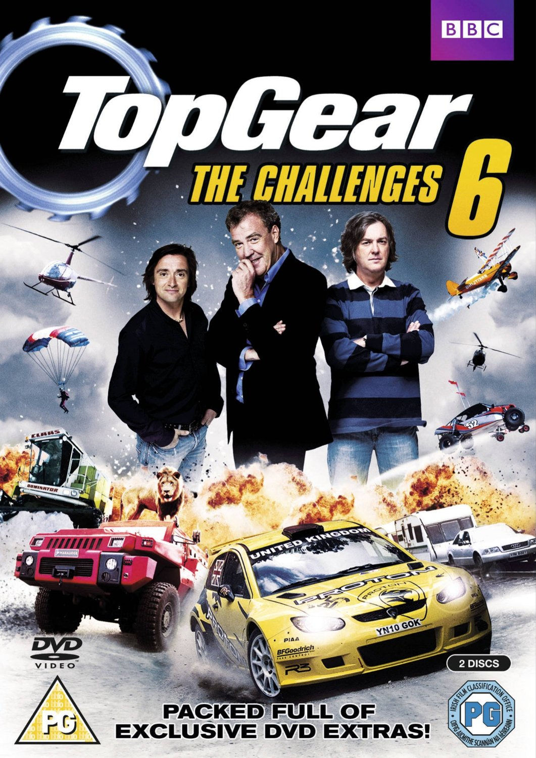Top Gear: Season 6