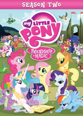 My Little Pony: Friendship Is Magic: Season 2