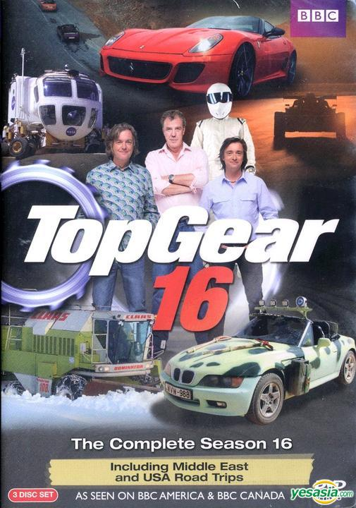 Top Gear: Season 16