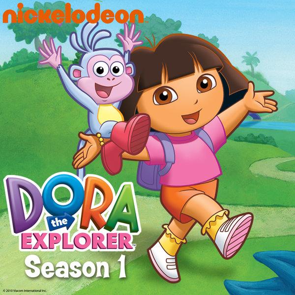 Dora The Explorer: Season 1