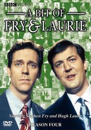 A Bit Of Fry And Laurie: Season 4
