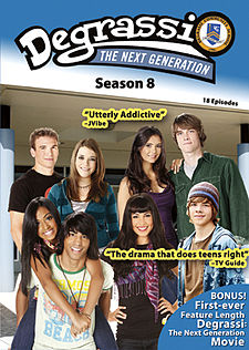 Degrassi: The Next Generation: Season 8