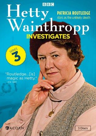 Hetty Wainthropp Investigates: Season 3