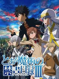 A Certain Magical Index Iii (dub)