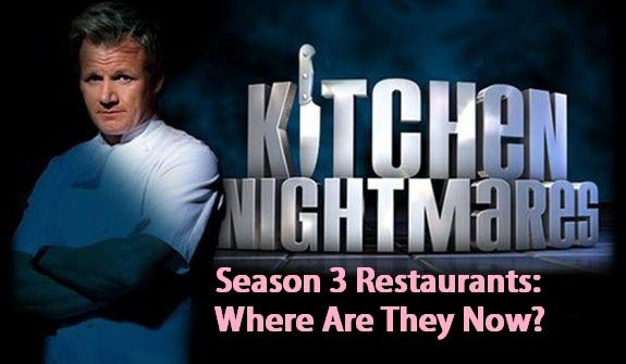 Kitchen Nightmares: Season 3