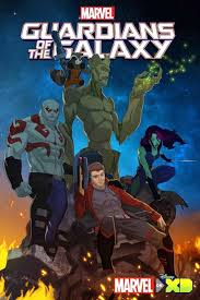Marvel's Guardians Of The Galaxy: Season 1