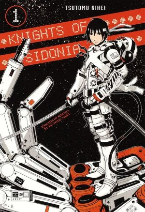 Knights Of Sidonia (sub)