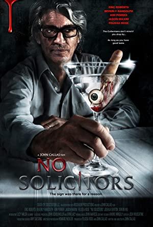 No Solicitors