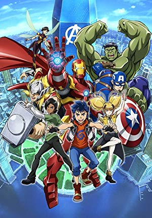 Marvel Future Avengers (dub)