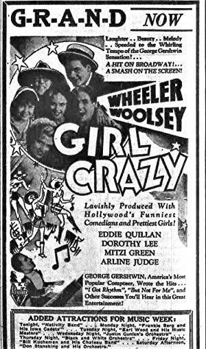 Girl Crazy 1932