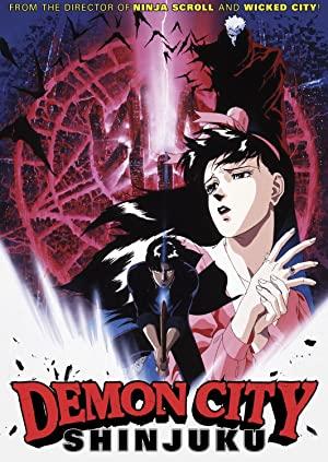 Demon City Shinjuku (dub)