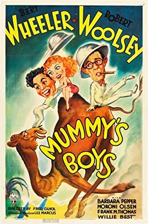 Mummy's Boys