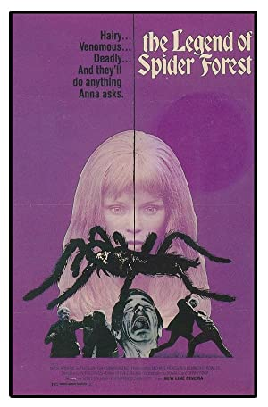 The Legend Of Spider Forest 1974