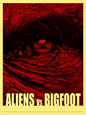 Aliens Vs. Bigfoot