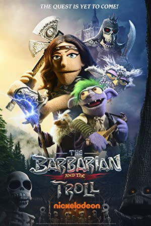 The Barbarian And The Troll: Season 1