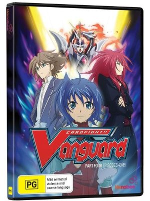 Cardfight!! Vanguard G: Next (sub)