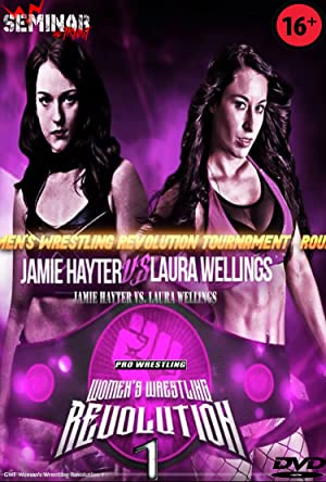 Gwf Women's Wrestling Revolution 1