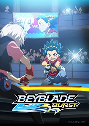 Beyblade Burst Turbo (dub)