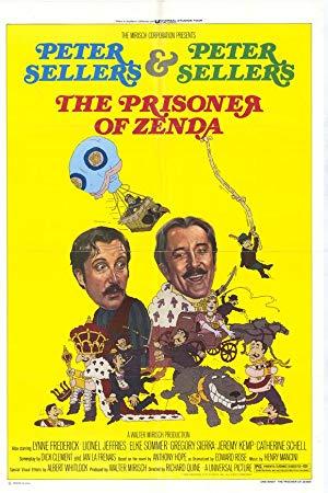 The Prisoner Of Zenda 1979
