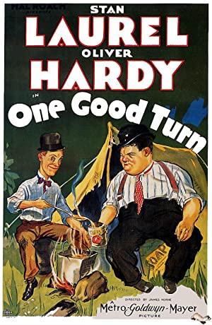 One Good Turn 1931