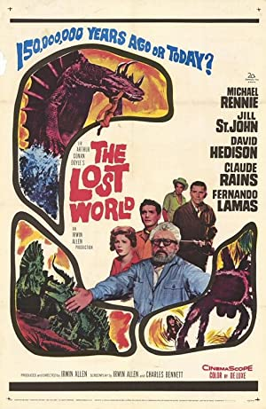 The Lost World 1960