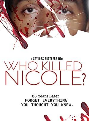 Who Killed Nicole?