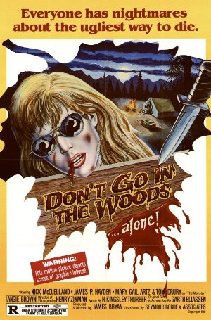 Don't Go In The Woods 1981