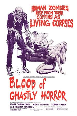 Blood Of Ghastly Horror