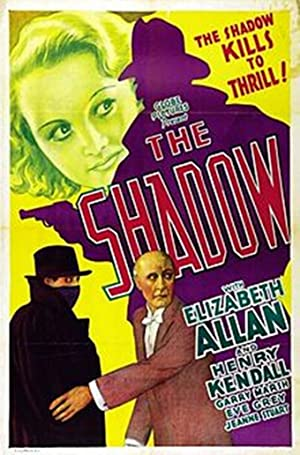 The Shadow 1933