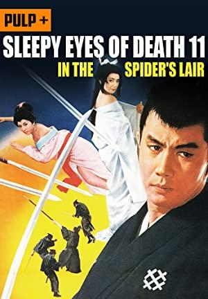 Sleepy Eyes Of Death: In The Spider's Lair