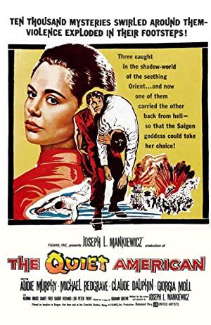 The Quiet American 1958