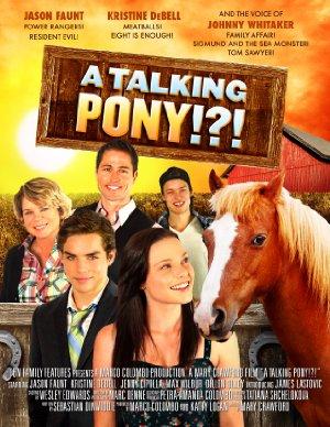 A Talking Pony!?!